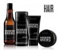 Brews - мужская линия шампуней, средств для бритья и стайлинга