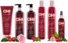 CHI Rose Hip Oil - Защита цвета и бережный уход для окрашенных волос
