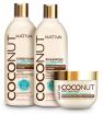 Coconut - Восстановление поврежденных волос с органическим кокосовым маслом