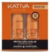 Kativa Argana (Набор увлажняющий кондиционер+шампунь с маслом арганы) - купить, цена со скидкой