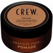 American crew Pomade (Помада средней фиксацией и высоким уровнем блеска для укладки волос), 85 гр - купить, цена со скидкой