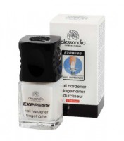 Alessandro Express nail hardener (Экспресс-гель для укрепления ногтей), 10 мл - купить, цена со скидкой