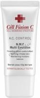 Cell Fusion C NMF multi emulsion (Восстанавливающая наноэмульсия для обезвоженной жирной кожи), 50 мл - купить, цена со скидкой
