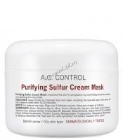 Cell Fusion C Purifying sulfur cream-mask (Антибактериальная себорегулирующая крем-маска), 250 мл -