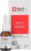 TETе Cosmeceutical Биокомплекс «Аквабаланс » с фитоэстрагенами, 15 мл -