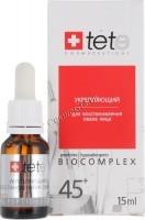 TETе Cosmeceutical Биокомплекс  «Укрепляющий» для восстановления овала лица (коррекция гравитационного птоза), 15 мл -