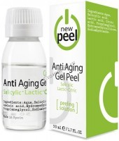 New Peel Anti-aging peel (Модифицированный пилинг Джесснера без резорцина), 50 мл -
