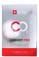 Tete Cosmeceutical Carboxy Pro One-Step System (Одношаговая система карбокситерапии), 10 саше - купить, цена со скидкой