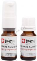 Tete Cosmeceutical Гиалуроновая кислота и анти-акне комплекс, 3*10 мл - купить, цена со скидкой