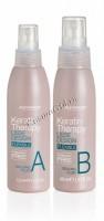 Alfaparf Lisse design flexible (Модульный кератиновый комплекс поэтапного разглаживания волос), 2 флакона 125 и 60 мл - купить, цена со скидкой
