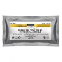 Kosmoteros Masque-Gel Peaux Seches a L'acide Hialuronique (Гель-маска для сухой кожи стерильная), 1 шт -