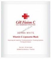 Cell Fusion C Vitamin C liposome mask (Липосомальная увлажняющая маска с витамином С), 25 гр х 5 шт - купить, цена со скидкой