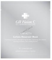 Cell Fusion C Cellular reservoir mask (Липосомальная  маска с микроэлементами), 35 гр х 4 шт - купить, цена со скидкой