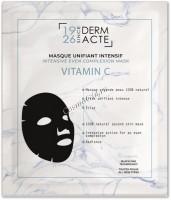 Academie Derm Acte Masque Unifiant Intensif (Восстанавливающая маска с витамином C), 1 шт x 20 мл - купить, цена со скидкой