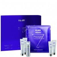 Klapp Repagen Hyaluron Selection 7 Treatment (Процедурный набор), 1 шт - купить, цена со скидкой
