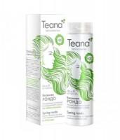 Teana/ «Весеннее рондо» Несмываемый питательный кондиционер-спрей для глубокого восстановления с Аргановым маслом, Протеинами молока и Витамином Е (для любого типа волос), 125 мл.  - купить, цена со скидкой