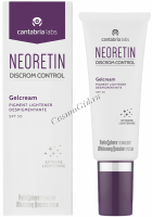 Cantabria Labs NEORETIN Discrom Control GelCream SPF 50 (Депигментирующий гель-крем), 40 мл -