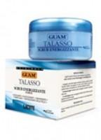 GUAM Скраб для тела тонизирующий увлажняющий TALASSO, 420 г - купить, цена со скидкой