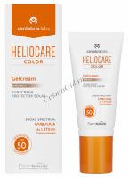 Cantabria Labs IFC Heliocare Color GelCream Light (Тональный солнцезащитный гель-крем с SPF 50), 50 мл  -