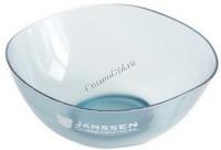 Janssen Cosmetics Mixing Bowl Silicone (Миска силиконовая), 250 мл - купить, цена со скидкой