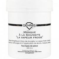 "Gemmis Masque à la Shungite ""La Vapeur Froide"" (Шунгитовая маска Вапор Фруа), 250 мл. - купить, цена со скидкой"