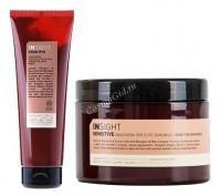 Insight Sensitive Skin Hair Mask (Маска для чувствительной кожи головы) -
