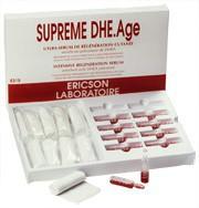 Ericson laboratoire Intensive regeneration serum (Регенерирующая ультра-сыворотка суприм Dhe.age набор на 10 процедур), 1 шт. - купить, цена со скидкой