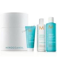 Moroccanoil Набор Spring-2015 для увлажнения волос, 3 средства. - купить, цена со скидкой