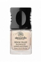 Alessandro Ridge filler (Выравнивающая основа маникюра), 5 мл - купить, цена со скидкой