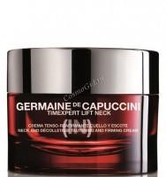 Germaine de Capuccini TimExpert Lift (IN) Neck Taut Firm Cream (Крем для шеи и декольте с эффектом подтяжки), 50 мл - купить, цена со скидкой