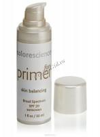 Colorescience Face Primer Skin Balancing SPF 20 (Праймер-баланс (основа под макияж), 30 мл. - купить, цена со скидкой