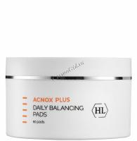Holy Land ACNOX Daily Balancing Pads (Диски, смоченные лосьоном), 60 шт - купить, цена со скидкой