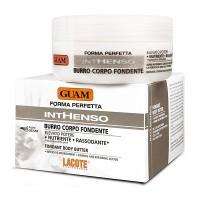 GUAM Крем для тела маслянистый интенсивно питающий INTHENSO, 250 мл - купить, цена со скидкой