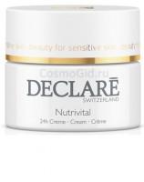 DECLARE Nutrivital 24 h Cream Питательный крем 24-часового действия для нормальной кожи, 50 мл - купить, цена со скидкой