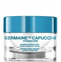 Germaine de Capuccini HydraCure Cream Normal Dry Skin (Крем для нормальной и сухой кожи), 50 мл -