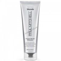 Paul Mitchell Forever blonde shampoo (Бесульфатный шампунь для светлых волос) - купить, цена со скидкой
