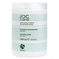 Barex Маска для окрашенных волос с маслом абрикосовых косточек 250мл - купить, цена со скидкой