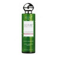 Keune so pure natural balance color care shampoo (Шампунь «Забота о цвете») -