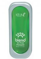 Keune Blend De-Frizz Shampoo - Шампунь «Контроль» 300 мл - купить, цена со скидкой