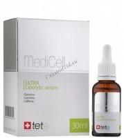 TETe Cosmeceutical Ultra Anticellulite serum (Антицеллюлитная сыворотка с кофеином и карнитином), 30 мл -