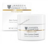 Janssen Skin Contour Cream (Обогащенный anti-age лифтинг-крем) - купить, цена со скидкой