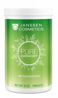 Janssen Well Being Body Scrub (Эксфолиант с экстрактом белого чая), 1000 мл - купить, цена со скидкой