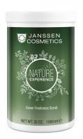 Janssen Green Freshness Scrub (Обновляющий скраб с экстрактом торфа), 1000 мл - купить, цена со скидкой