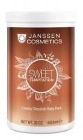 Janssen Creamy Chocolate Body Pack (Шоколадное обёртывание), 1000 мл - купить, цена со скидкой