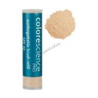 Colorescience Sunforgettable Mineral Suscreen SPF 30 (Рассыпчатая минеральная пудра), сменный блок, 6 гр. - купить, цена со скидкой