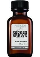 Redken Brews Beard and skin oil (Масло для бороды и кожи лица), 30 мл - купить, цена со скидкой