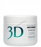 Medical Collagene 3D Natural Peel Enzyme Peeling (Энзимный пилинг для кожи с куперозом), 150 мл - купить, цена со скидкой