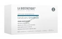 La biosthetique haircare methode regenerante fanelan synergie (Комплексная биодобавка для стимуляции роста), 60 капсул  - купить, цена со скидкой