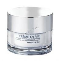 Simone Mahler Creme de vie  (Антивозрастной мультивитаминный крем для сухой кожи), 50 мл. - купить, цена со скидкой