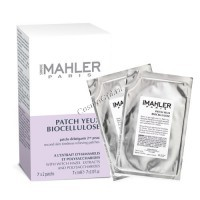 Simone Mahler  Patch yeux biocellulose (Биоцеллюлозные патчи для глаз), 7 шт.х2 мл. - купить, цена со скидкой